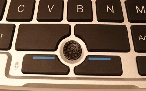 GPD Pocket black pointer