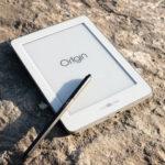e-inkタブレット「Mobiscribe Origin」間もなくIndiegogoに登場